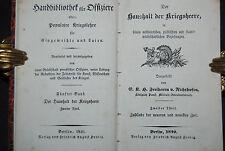 Richthofen - Der Haushalt der Kriegsheere - Band 2 - Berlin 1840