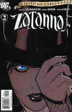 Seven Soldiers: Zatanna #2 VF; DC | save on shipping - details inside