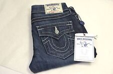 True Religion Embellished with Swarovski Crystals Jeans Size 26