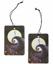 NEW The Nightmare Before Christmas 2 PACK VANILLA SCENT HOME CAR Air Freshener