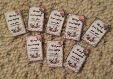vintage wedding/ engagement/anniversary  table confetti