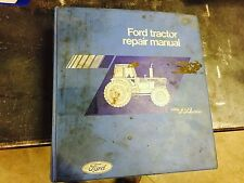 New Holland OEM TW-5 TW-15 TW-25 TW-35 tractor Ford service  manual