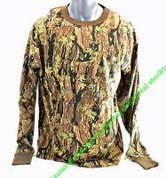 CAMISETA MANGA LARGA Rothco Long Sleeve Camo T-Shirt TALLA L