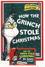 How the Grinch Stole Christmas! (The classic collection), Seuss, Dr., Used; Good