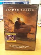 Batman Begins (DVD) Different Cover