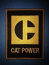 3 Lot Vintage CAT Caterpillar Diesel Power Heavy Equipment Trucker Patches DD