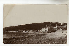 Limekilns From Capernaum Real Photo Postcard c1910 / Rosyth