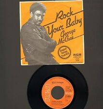 """GEORGE McCRAE Rock Your Baby 7"""" SINGLE"""