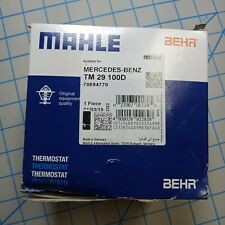 For Mercedes C207 A207 W212 S212 W216 Thermostat TM29100D Mahle Behr FREE SHIP