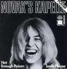 "NOVAK'S KAPELLE ""NOT ENOUGH POISON"" ORIG AUS 1969 MONSTER ACID GARAGE"