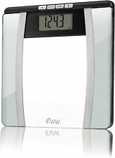 Weight Watchers Scale Body Analysis Glass Bathroom Scale