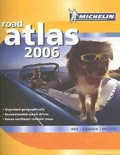 Michelin Road Atlas: USA/Canada/Mexico Michelin North America Road Atlas