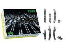 Minitrix 14301 großes Gleis-ergänzungs-set fabrikneu