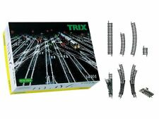 Trix 14301 - großes Gleis-ergänzungs-set