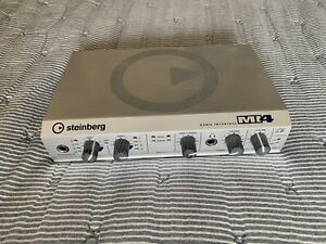 Steinberg MI4 4 channel USB Audio MIDI Interface for music production