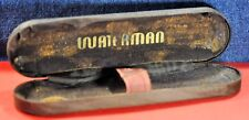 """WATERMAN""  VINTAGE  EMPTY  PENS PRESENTATION CASE BOX ONLY"