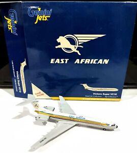 Gemini Jets GJEAF685 East African Airways 1/400 scale Vickers VC-10 5H-MOG model