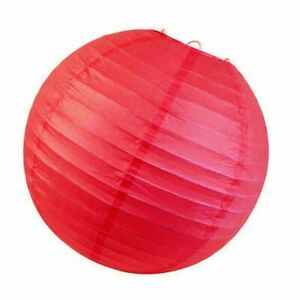 Lanterns Lamp Shade Party Decoration Lighting Cover Round Paper Lampshade Lovely