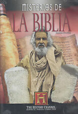 DVD - Misterios De La Biblia NEW Mysteries Of The Bible 3 Disc FAST SHIPPING !