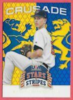 2015 A.J. Cole Panini USA Stars and Stripes Crusade Rookie - Nationals