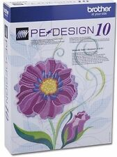 Brother PE Design 10 Embroidery Full Software and Free Gifts