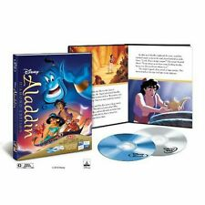 Aladdin Diamond Edition (2015, DVD/Blu Ray + Includes 32 Page Storybook)