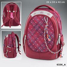 Accessoires sac à dos en toile pour fille de 2 à 16 ans