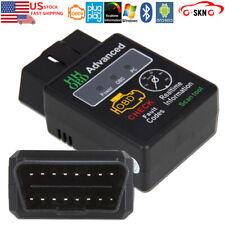 ELM327 Vehicle HH ODB ODB2 Advanced Bluetooth Car Auto Diagnostic Scanner Tool k
