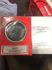 New S.S. White HG173 Programmable Speedometer 0-85 MPH International HG173U