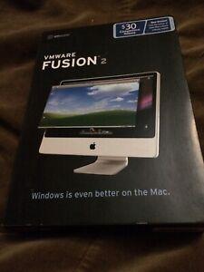 VMware Fusion 2 for Mac- Run Windows Applications on the Mac.