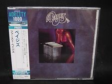 PAGES ST (First Album) JAPAN CD Mr. Mister Third Matinee Earth, Wind & Fire