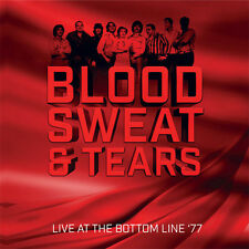 BLOOD, SWEAT & TEARS - Live At The Bottom Line '77. New CD + Sealed