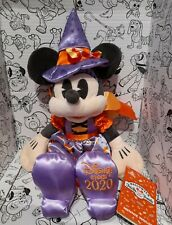 New listing New Disney Store Halloween Minnie Mouse Witch Tricks & Treats 2020 Soft Toy