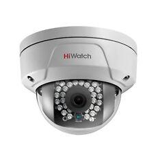 Hikvision HiWatch 4MP 4MM Vandal IP Network Dome PoE CCTV Camera IP67 IR 30m
