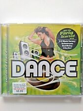 Dance - Party Playlist -17 Dance Classics - 1 CD, Brand New, Factory Sealed,2009