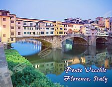 Italy - FLORENCE # 1 - Travel Souvenir Magnet