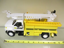Wisconsin Power & Light GMC Topkick Utility Truck Coin Bank by DG Productions  !