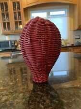 Course Used Merion Golf Club Red Wicker Basket Augusta National Pine Valley ANGC