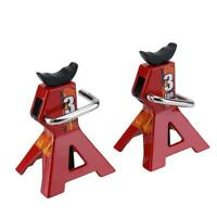 3Ton Metal Jack Stand Adjustable Height Lift for Toy 1/10 RCWD Heavy Duty