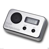 New Digital Gem Refractometer 1.4-2.0 range ADE Gemstone, No Oil required