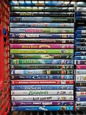 DVD BluRay Sammlung Disney Marvel DC andere ca. 80 Stück!!