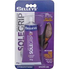 Selleys 85g Sole Grip Anti-Slip Compound non-slip surface Selly 85g Shoe nonSlip
