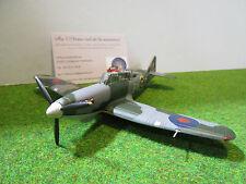 AVION BOULTON PAUL DEFIANT RAF 277 SQUADRON de 1942 au 1/72 OXFORD AC058 miniatu