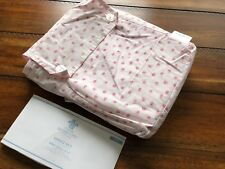 Simply Shabby Chic twin flat sheet Mon Ami petite rose floral pink new in bag