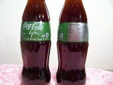 COCA COLA Life 8 oz Bottle  Green Stevia 2014 Coca cola bottle