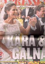 Hochzeit Prinzessin Princess Madeleine Chris Schweden Royal schwedisch