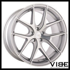 """19"""" AVANT GARDE M580 SILVER CONCAVE WHEELS RIMS FITS FORD MUSTANG GT"""