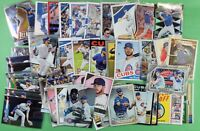 KRIS BRYANT lot of 44 different cards 2021, 2020 + 2019 Chicago Cubs