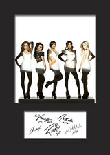 THE SATURDAYS #3 A5 Signed Mounted Photo Print - FREE DELIVERY