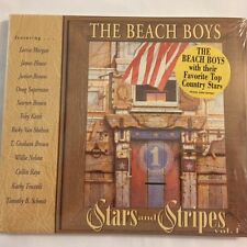 Brand New CD ~~ Stars and Stripes ~The Beach Boys ~ 12 Classic Hits ~ GIFT ~ NEW